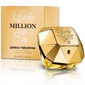 Paco Rabanne Lady Millione Pour Femme Edp Bayan Parfüm 80ml