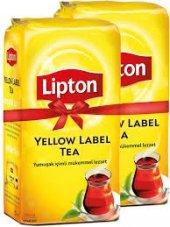 Lipton Yellow Label Tea 1kg * 2 Paket Çay