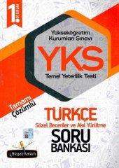 Beyaz Kalem Yks 1.oturum Tyt Türkçe Tamamı Çözümlü Soru Bankas