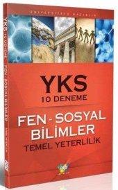 Fdd Yayınları Yks 1. Oturum Tyt Fen Bilimleri Sosyal Bilgiler