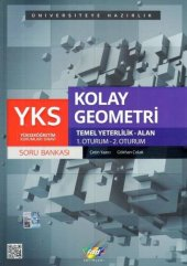 Fdd Yayınları Yks 1. Ve 2. Oturum Tyt Kolay Geometri Soru Bank