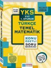 Evrensel İletişim Yks 1.oturum Tyt Türkçe Temel Matematik Konu