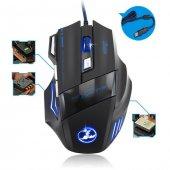 Azemax M6 3200dpi Gaming Kablolu Mouse