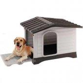 Ferplast Dog Villa 90 Plastik Köpek Kulübesi