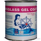 Teknoglass Gelcoat Primer Zehirli Boya Astarı 3kg