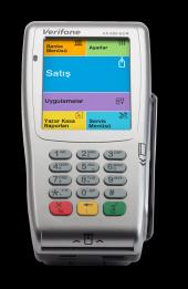 Verifone Vx680 Ecr+yeni Nesil Mobil Yazar Kasa Pos
