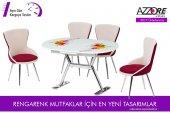 En 939 Mutfak Masası Takımı Masa Sandalye Takımı