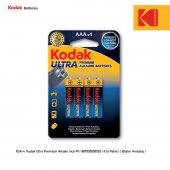 Kodak Ultra Premium Alkalin İnce Pil 4 Adet