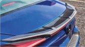 Honda Civic 2016 2018 Fc5 Led Spoiler Karbon Model