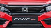 Honda Civic 2016 2018 Fc5 Rs Ön Panjur