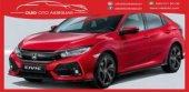 Honda Cıvıc Hatchback 2017 2018 İç Kaplama Setı 15 Parça