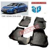 Honda Civic 2016 2019 L.locker 3d Paspas Ve L.locker Bagaj Havuzu