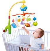 Prego Toys 3000 Moon Light Mobile Dönence