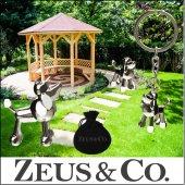 Zeus&co. 3 Boyutlu Köpek Anahtarlık Hediye Kesesi İçinde