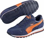 Puma St Runner 356737 12 L Lacivert Erkek Spor Ayakkabı