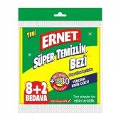 Ernet Temizlik Bezi Mikrofiber 8+2 506 E