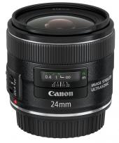 Canon 24mm F 2.8 Is Usm Fullframe Lens (Canon Eurasia Garantili)