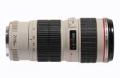 Canon 70 200mm F 4 L Usm Lens (Canon Eurasia Garantili)