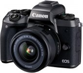 Canon Eos M5 15 45mm F3.5 6.5 Is Stm Fotoğraf Makinesi