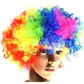 Beysüs Peruk Bonus Saç Karışık Renkli