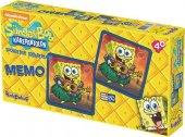 Süngerbob Memo Puzzle 54 Kart 6869