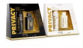 Privacy Gold Sensation Bayan 100ml Edt + 150ml Deo Set