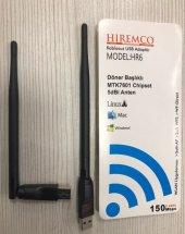Mt 7601 Wifi Adaptör 5 Dbi Antenli Next 2000 Minix Uyumlu