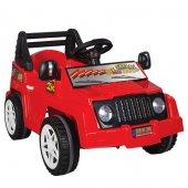 Pilsan New Safari Pedallı Araba Kırmızı Bj 2107313k