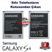 Samsung Galaxy S4 Orjinal Batarya İ9500 Mah