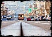 Mdf Tablo,retro Ahşap Eskitme Tablo Ev,cafe,ofis Dekorasyonu