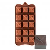 Js Silikon Çikolata Kalıbı Zarf