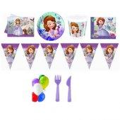 Sofia Doğum Günü Parti Seti 8 Kişilik