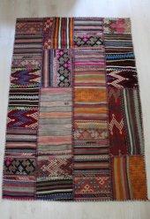 Patchwork El Dokuma Kilim 119 X 179