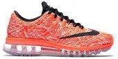 Nike Air Max 2016 Print 818101 800 Kadın Spor Ayakkabısı