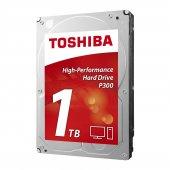 Toshiba 1tb 3.5inç Sata 3.0 P300 High Performance Sabit Disk (Hdwd110uzsva)