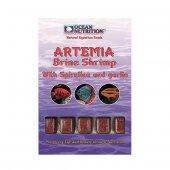 Ocean Nutrition Artemia Brine Shrimp 100gr 35 Küp Dondurulmuş Yem