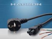 Hadron Hd4411 200 Yonca Power Kablo Poşetli 0.75mm 1.2m 500w