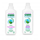 U Green Clean 2li Çamaşır Yıkama Seti 1000 Ml