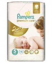 Prima Premium Care Bebek Bezi 5 Beden Junior 18 Adet