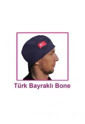 Kumaş Bone Türk Bayraklı