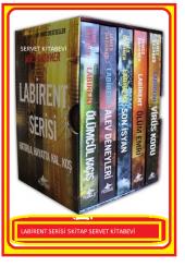 Labirent Serisi Set (5 Kitap) James Dashner