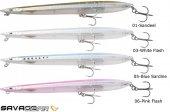 Savage Gear Sandeel Surf Walker 155 17g Suni Yem Renk Pink Flash