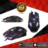 Tigoes M40 Gaming Optical Mouse 7 Farklı Led Rengi+4 Farklı Dpı