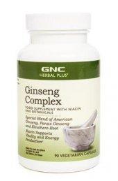 Gnc Ginseng Complex 90 Tablet