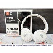 Jbl 7500a Muadil Extra Bass Kulak Üstü Kablolu Mikrofonlu Kulaklı