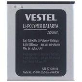 Vestel Venüs V3 5010 Orjinal Batarya Pil 2250 Mah