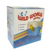 Wild World Lüks Kuş Banyoluğu 13,5 X 14,5 X 13,5 Cm