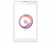 Hometech Tablet Pc Ht 8mt 3g Rose Gold