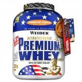 Weider Premium Whey Protein Tozu 2300 Gr Vanilya Çilek