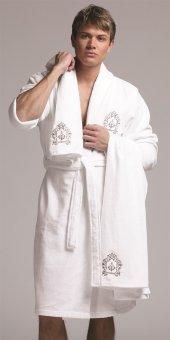 Minteks Royal 3 Parça Single Set Beyaz